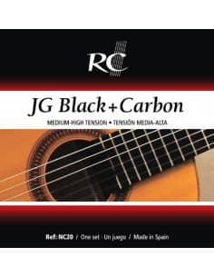 JG Black and Carbon  -  NC20