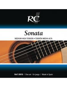 Cuerdas Guitarra Clasica Sonata de Royal Classics -  SN10