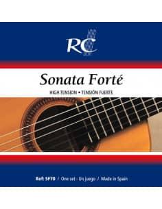 Cuerdas Guitarra Clasica Concierto Sonata Forté  -  SF70