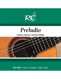 Cuerdas Guitarra Clasica Preludio de Royal Classics -  PR40