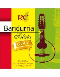 Bandurria Solista Gold - BDS10