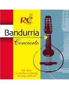 Cuerdas Bandurria Concierto  -  BC10