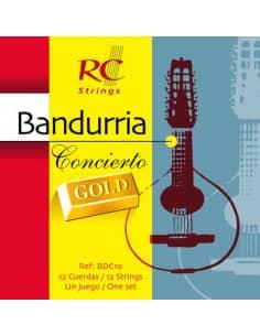 Bandurria Concierto Gold - BDC10