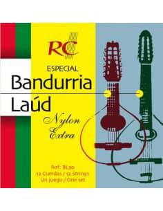 Cuerdas Bandurria - Laúd Nylon Extra BL30