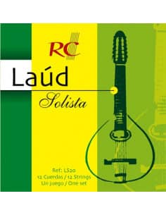 Cuerdas para Laúd Solista - LS20