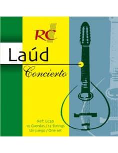 JG Cuerdas Laúd Concierto - LC20