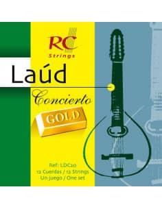Laúd Concierto Gold - LDC20