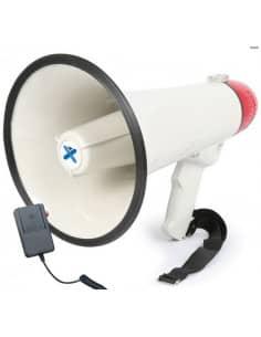 Vexus MEG040 Megafono 40W Grabacion Sirena Microfono