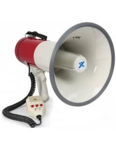 Vexus MEG050 Megafono 50W Grabacion Sirena Microfono