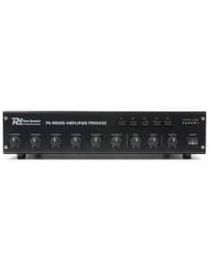 Amplificador POWER DYNAMICS PDV060Z linea 100V con 4zonas 60W