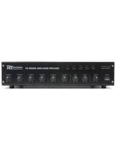 Amplificador de linea POWER DYNAMICS PDV120Z 100V con 4zonas 120W