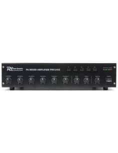 Amplificador POWER DYNAMICS PDV240Z Linea de 100V con 4 zonas 240W