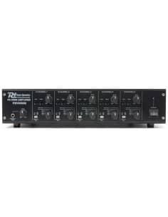Amplificador Matrix POWER DYNAMICS PDV550M linea de 100V 5x50W 5 Zonas