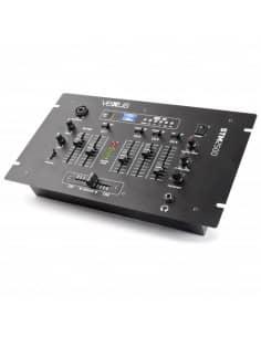 Mezclador VEXUS STM2500 de 5 canales USB/MP3 con BT