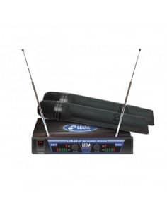 Sistema LEEM Microfono Inalambrico SERIE LVTR-24