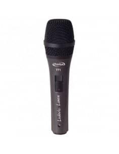 PRODIPE TT1 Micrófono Dinámico Profesional para Vocalistas