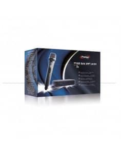 PRODIPE TT1-UHF Micrófono de mano inalámbrico y receptor 16 canales
