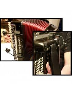 PRODIPE AL-21 - Micrófono para acordeón