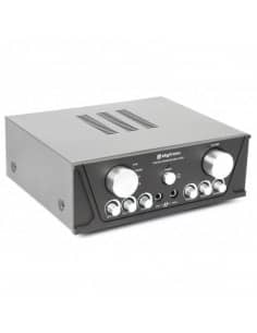 SKYTEC Amplificador de karaoke universal stereo Negro