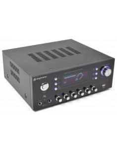 SKYTEC AV-120FM Amplificador estereo Karaoke MP3