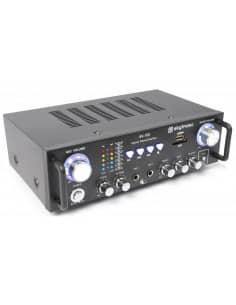 SKYTEC AV-100 Amplificador estereo Karaoke MP3
