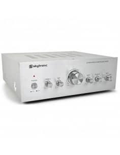 SKYTEC Amplificador estereo de 2 x 50W