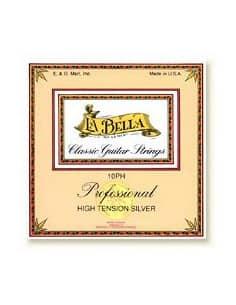 Cuerdas guitarra clásica LA BELLA  - profesional