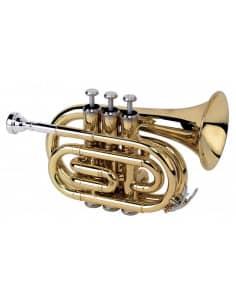 Trompeta pocket bolsillo TR6500 Alysse - Calidad recomendada