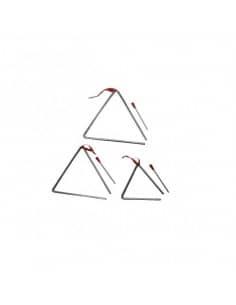 """Triángulo """"JINBAO"""" de 25 cms"""