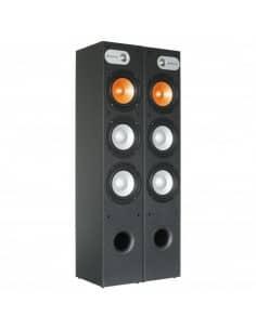 "SKYTEC SHFT650B Torre Hi-Fi 3x 6,5"" - Negro (Pareja)"