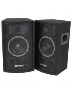 """SKYTEC SL6 Caja acústica disco 6""""/15cm 250W. Pareja"""