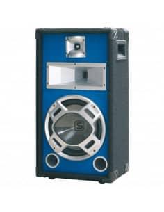 """SKYTEC Baffle 10""""/25cm 400W LED azules"""
