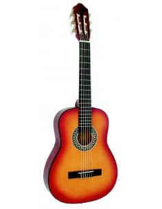 Guitarra Clásica K1-L   1/4 para Niños Zurdos.