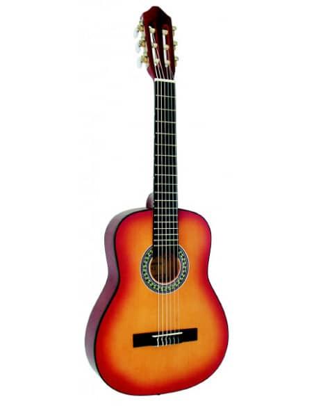 Guitarra Clásica Zurda K1-L - Tamaño 1/4 para Niños.