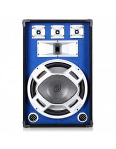 """SKYTEC Baffle 15""""/38cm 800W LED azules"""