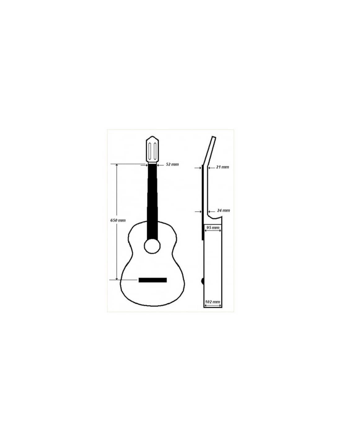 paco castillo 202 guitarra cl u00e1sica espa u00f1ola