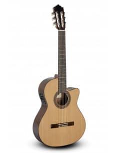 Paco Castillo 222CE - Guitarra Clásica Amplificada de Estudio