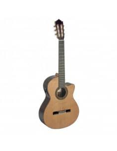 Paco Castillo 224CE - Guitarra Clásica Amplificada Estudio