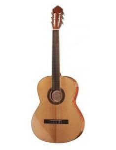 Guitarra Zurda Jose Ribera Tapa Maciza de Abeto
