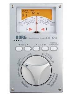 Korg OT-120 afinador cromático de orquesta profesional
