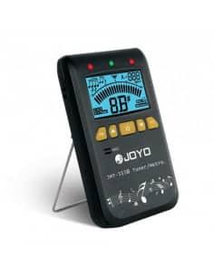 Joyo JMT-555B afinador cromático y metrónomo 9 ritmos