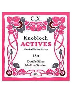 Cuerdas Knobloch Actives 300KAN - Tensión media