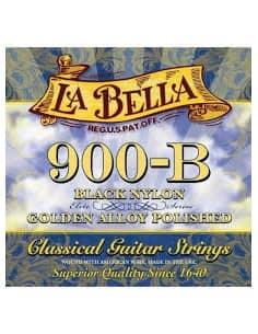 Juego de Cuerdas La Bella 900B para Guitarra Clasica