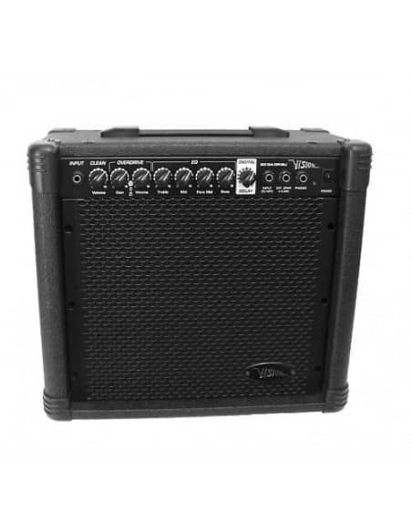 Amplificador GA20R-EU 20w para Guitarras REVERV CD/MP3,OVERDRIVE