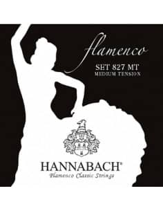 Cuerdas Guitarra Flamenca Hannabach 827MT