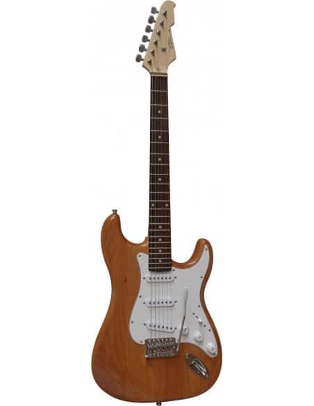 Set Guitarra electrica Vision ST + Amplificador 40W + Accesorios