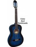 Set Guitarra clasica 4/4 + Accesorios + Curso aprendizaje