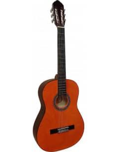 Guitarra clasica principiantes C-20 Miel 4/4 Adultos 9 - 10 años en adelante