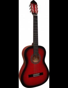Guitarra clásica C-24 tamaño 4/4 adulto 9 - 10 años en adelante
