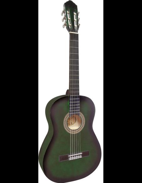 Guitarra clásica C-27 4/4 adultos 9 - 10 años en adelante